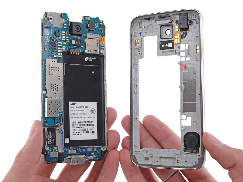 Ремонт Samsung Galaxy S5/Самсунг Галакси S5 в СПб