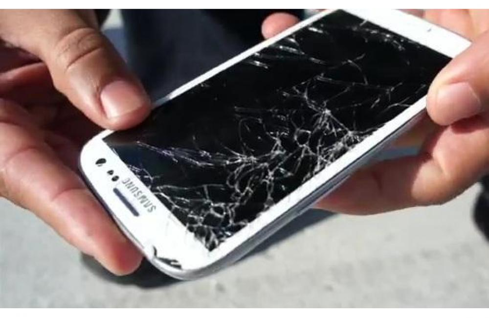 Как починить сенсорный телефон