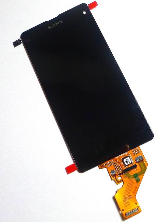 замена экрана sony xperia z1 compact